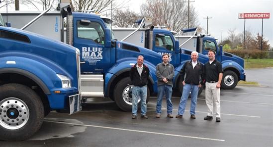 Blue Max Trucking