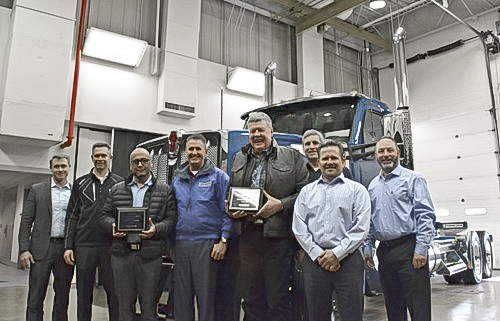 Western Distributing Receives First Production Kenworth W990 Truck